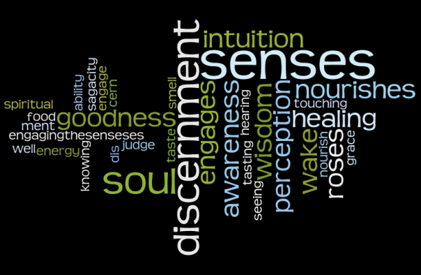 Discernment in a Spiritually Abundant Era – Parts 1,2&3 Discernment-wordle