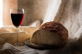 bread wine